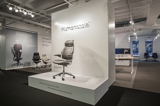 Humanscale Launches New Workplace Solutions & Celebrates Timeless Design at NeoCon 2019