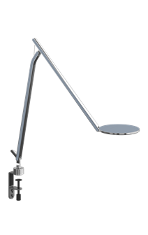 Infinity Task Light, Clamp Base, Slate Blue