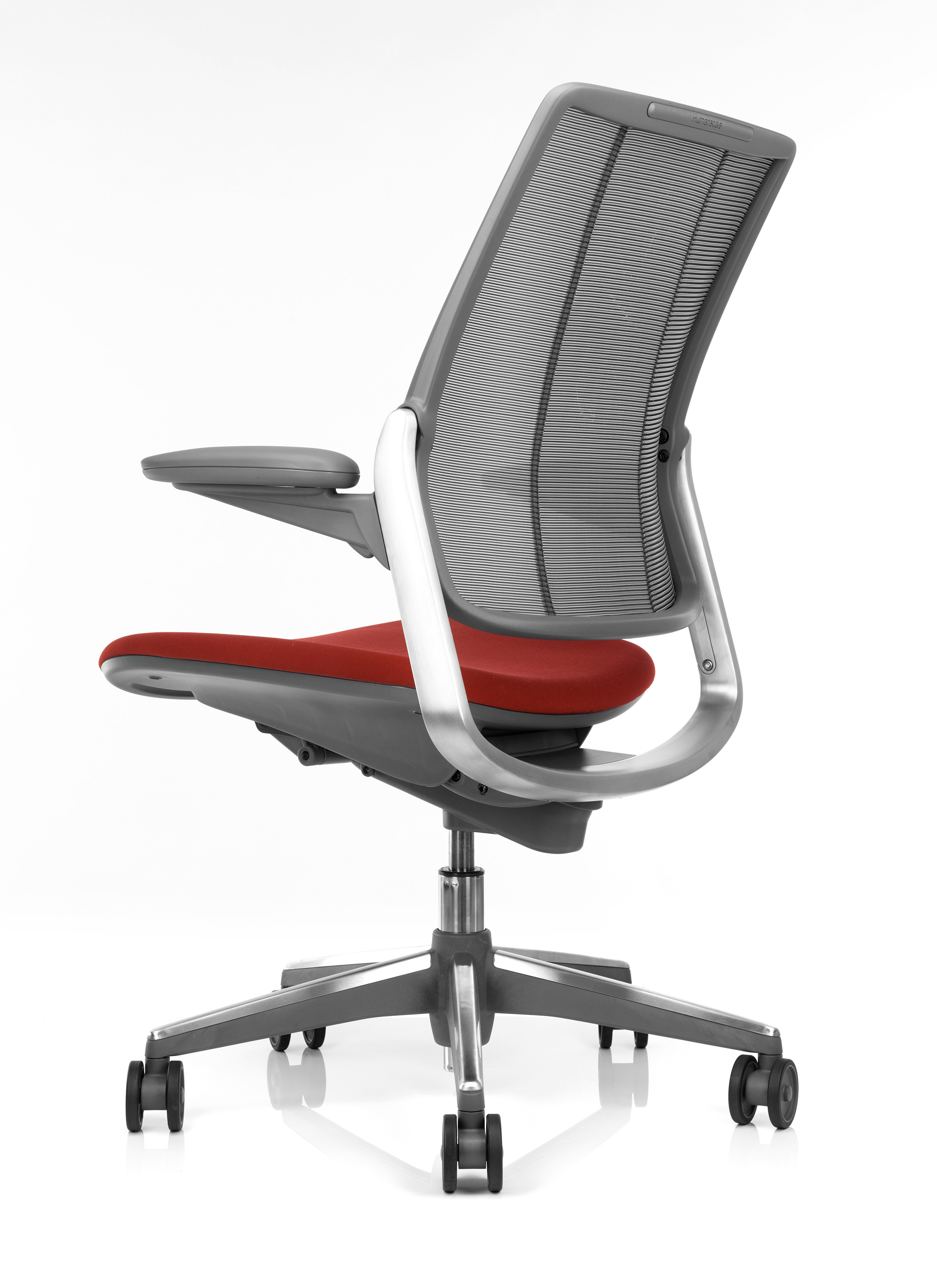 Diffrient Smart Chair Humanscale s newest office seating solution