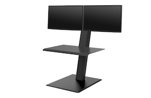 <p>Dual Monitor</p>  <p><span>Colour:</span> Black</p>