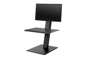 <p>Single Monitor</p>  <p><span>Colour:</span> Black</p>