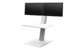 <p>Dual Monitor</p>  <p><span>Colour:</span> White</p>