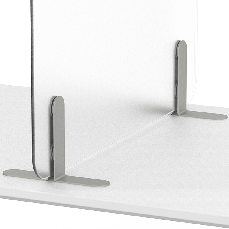 WellGuard separation panel and monitor arm